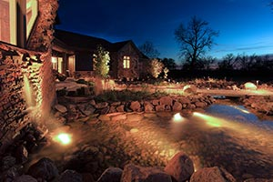 Landscape Lighting 07