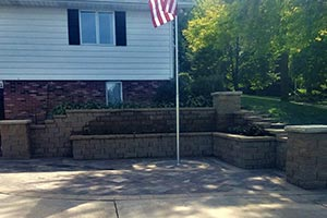 Retaining Walls - Executive Outdoor Living | Omaha, NE on Executive Outdoor Living id=99303